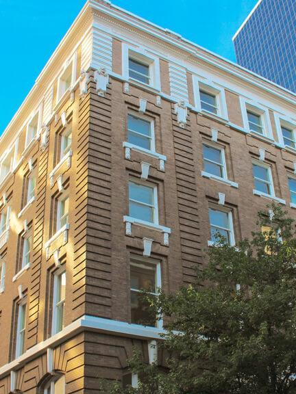 Recent Commercial Building Facade Restoration Projects
