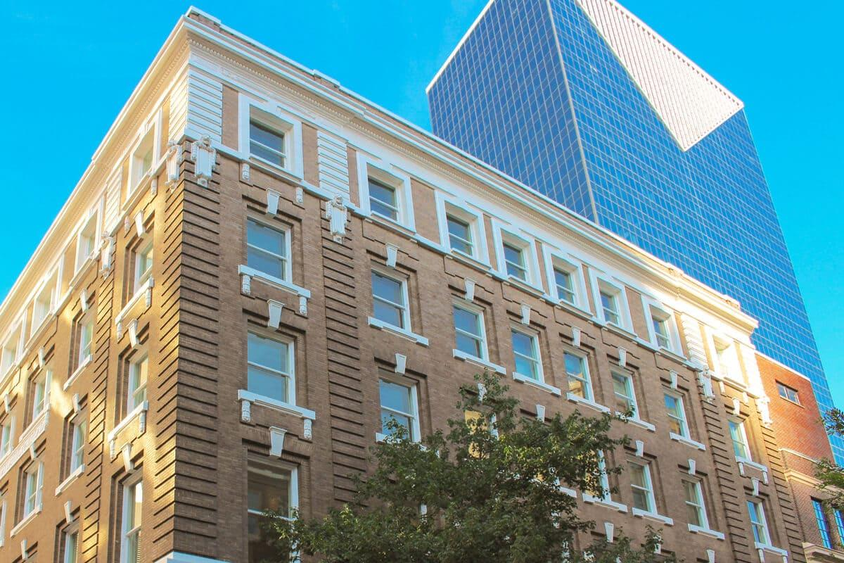 Facade Restoration Completed  for 3 Downtown Historic Buildings